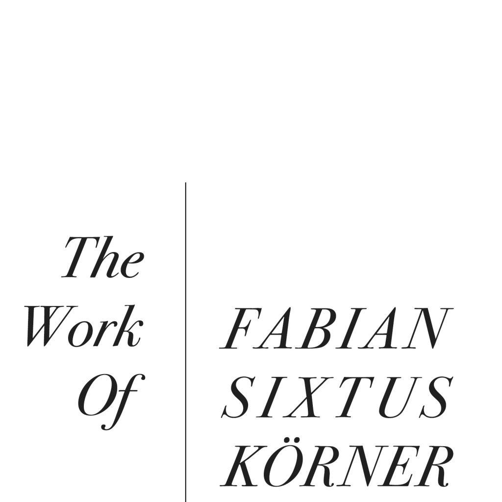 Logo Fabian Sixtus Körner