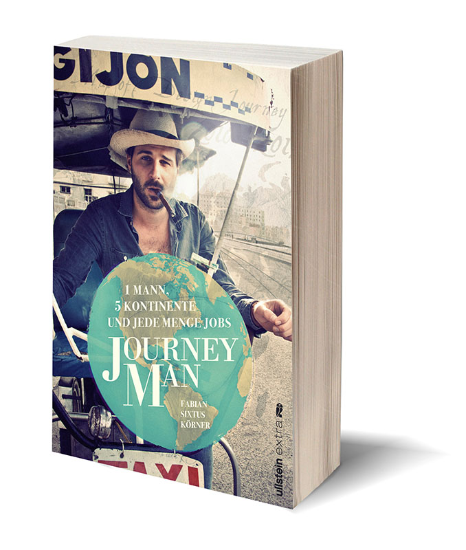 Journeyman 3D book